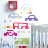 Wallies Wall Stickers