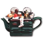 Xmas Aga Tea Pot