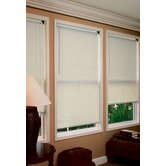 "1"" Premium Room Darkening Mini Blinds in Alabaster"