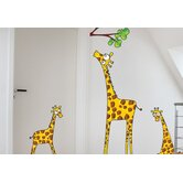 Ludo Madam Giraffe Wall Decal