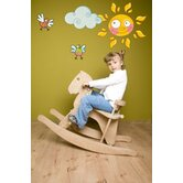 Ludo Sun Wall Decal