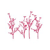 Spot Spring Branches Wall Decal