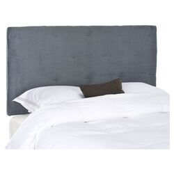 Martin Upholstered Headboard in Grey