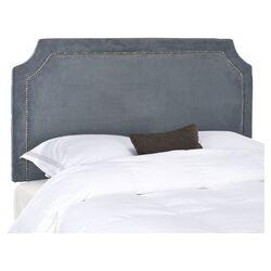 Shayne Upholstered Headboard in Grey