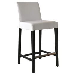 "Bloom 30"" Barstool in White"