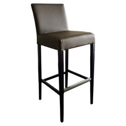"Bloom 30"" Barstool in Brown"