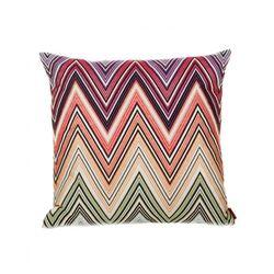 Kew Reversible Striped Cushion