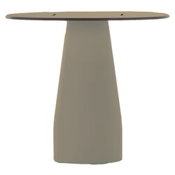 Equal Dining Table in Warm Grey