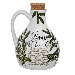 Olive Oil Bottle