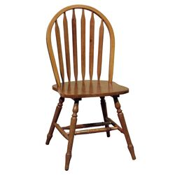 Ridgedale Side Chair in Oak (Set of 2)