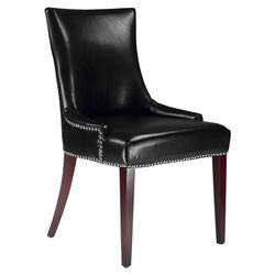 Becca Parsons Chair in Black
