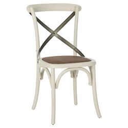Eleanor Side Chair in Ivory (Set of 2)