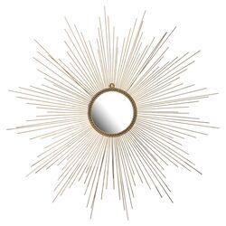 Marinda Mirror in Gold
