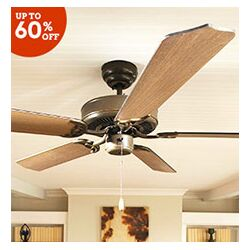 Bright & Breezy Ceiling Fans