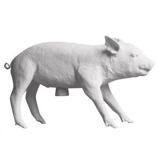 Areaware Bank Figurine - Finish: White