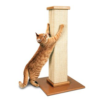 SmartCat Ultimate Woven Sisal Scratching Post