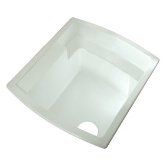 "Sterling by Kohler Latitude 28"" x 26"" Single Bowl Utility Sink"