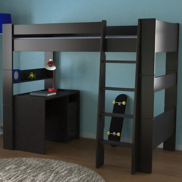 Popsicle Twin Bed