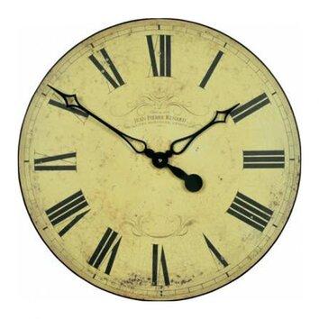 Large Swiss Clockmaker's Wall Clock | Wayfair UK