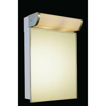 Surface mounted cabinet lights