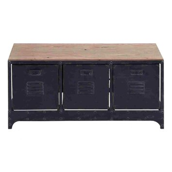 Woodland Imports Handcrafted Storage Bench Amp Reviews Wayfair