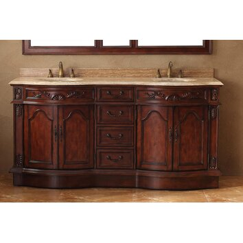 Bathroom Vanity on James Martin Furniture 72  Double Bathroom Vanity Set   Wayfair