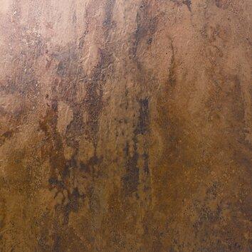 Floorworks luxury 18 x 18 vinyl tile in urban bronze for 18 x 18 vinyl floor tile