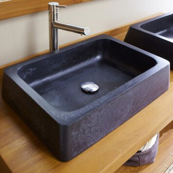 aufsatzwaschbecken rechteckig icar. Black Bedroom Furniture Sets. Home Design Ideas