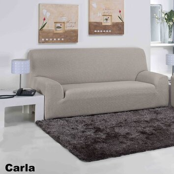carla 2 seater sofa cover wayfair uk. Black Bedroom Furniture Sets. Home Design Ideas