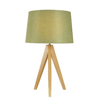 the lighting interiors group tripod table lamp reviews wayfair uk. Black Bedroom Furniture Sets. Home Design Ideas