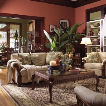 Tommy bahama home benoa harbour living room set wayfair Bahama home decor for sale