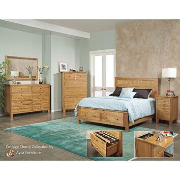 Cottage Storage Panel Bedroom Collection Wayfair