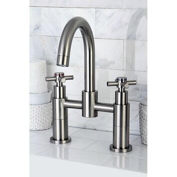 Concord Double Handle Vessel Sink Faucet Wayfair