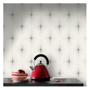 Graham brown contour kitchen and bath dixie geometric for Wayfair bathroom wallpaper