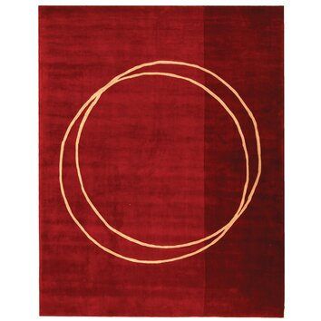 Safavieh Rodeo Drive Red Circle Of Life Area Rug Amp Reviews