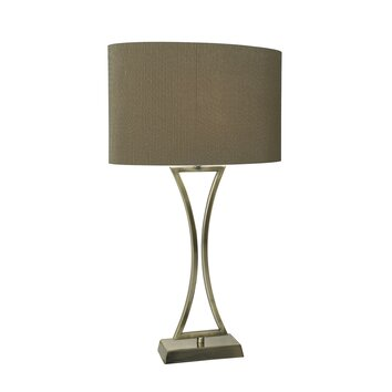 Dar Lighting Oporto Table Lamp amp Reviews Wayfair UK