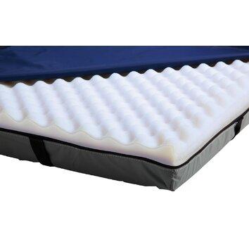 Premium Gel Foam Mattress Overlay