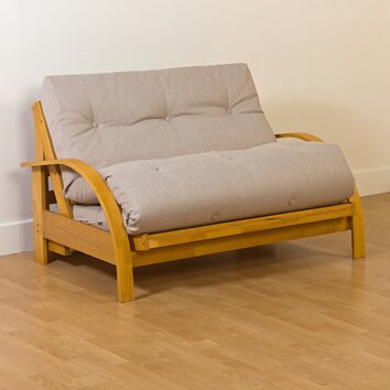 2kyoto new york 2 seater convertible sofa clic clac bed for Housse clic clac new york