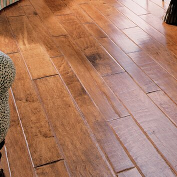 Random Width Engineered Maple Flooring In Heritage Wayfair