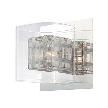 George Kovacs Jewel Box 1 Light Bath Vanity Light Reviews Wayfair