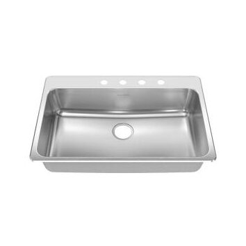 38 inch kitchen sink 33 38 quot x 22 quot drop in single bowl kitchen sink 38 inch kitchen sink   33 38 quot x 22 quot drop in single bowl      rh   diydesign org