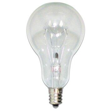 60w 130 volt 2700k incandescent light bulb reviews wayfair. Black Bedroom Furniture Sets. Home Design Ideas