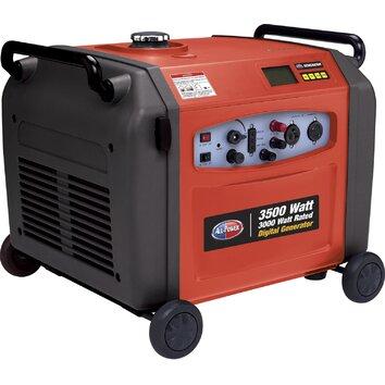 Deals all power america 3500 watt digital gas inverter for Yamaha inverter generator 4500