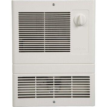 Broan Comfort Flo 1 500 Watt Wall Space Heater With
