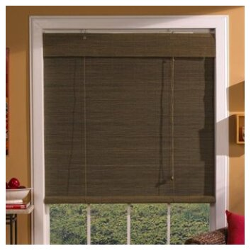 Radiance Imperial Matchstick Bamboo Roller Blind With