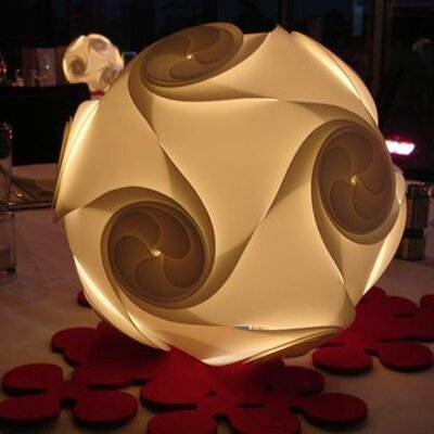 "Electric Firefly Designs 12"" Lightshade"