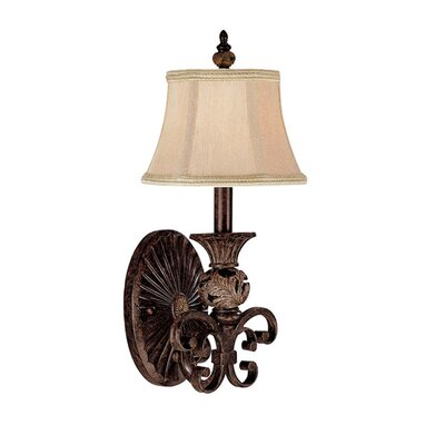 Capital Lighting Manchester 1 Light Wall Sconce