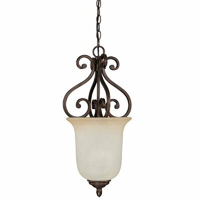 Capital Lighting Cumberland 3 Light Foyer Pendant