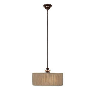 Park Place 3 Light Drum Pendant