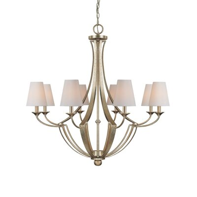 Capital Lighting Soho 8 Light Chandelier